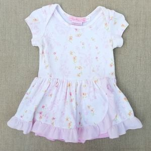 BABY NAY Everyday Boutique Dress Romper 2T 24 Mos